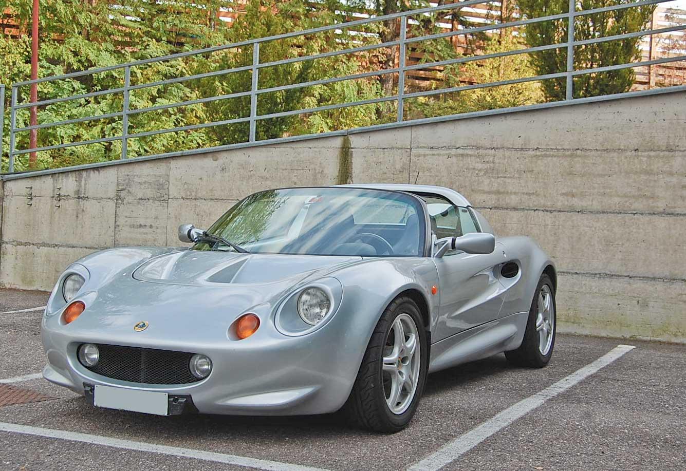 Lotus Elise 1995