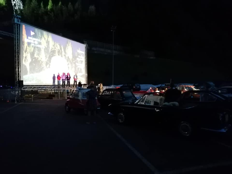 DOLOMITALE DRIVE-IN